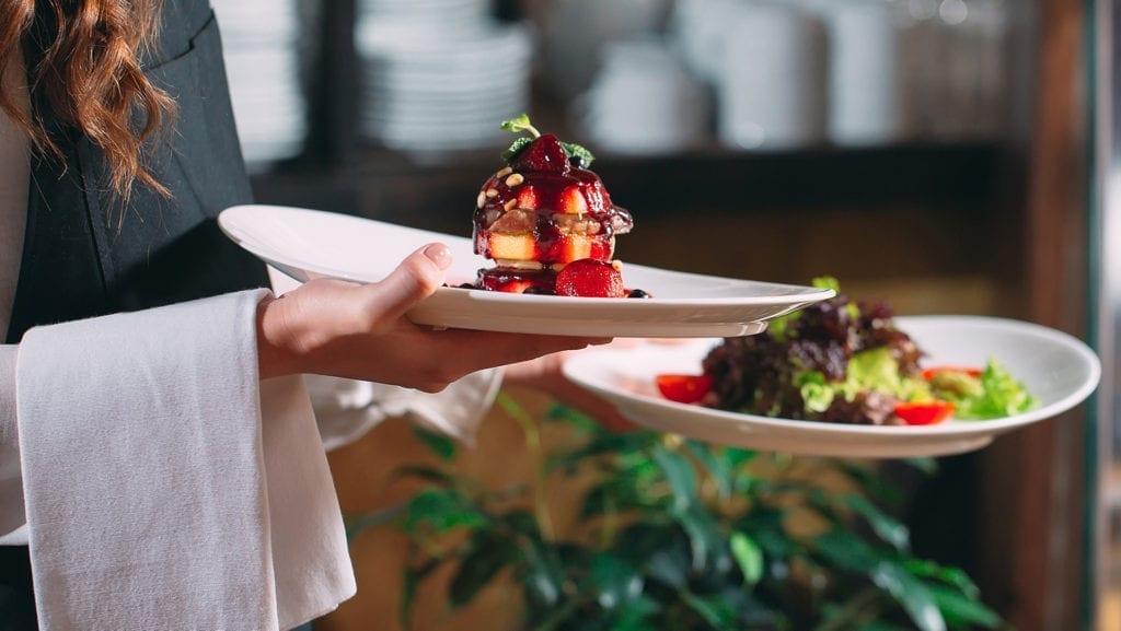 Pratos para Restaurante