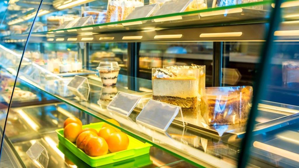 Estufa Buffet Refrigerado